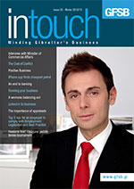 Intouch Magazine Issue 20